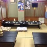 ビハニ - テーブル席