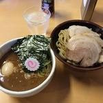 本家 大黒屋本舗 - 特製つけそば並(2014.01)
