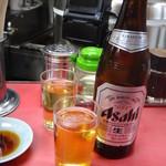 丸吉飯店 - 瓶ビール