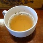 アンジェニュ - スープです