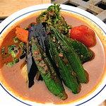 245073 - 野菜カレー