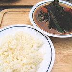 木多郎 - 野菜カレー全景