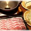 ぶためし  山ぶた - 料理写真:しゃぶしゃぶ