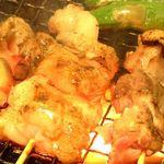マルちゃん - 料理写真:神戸牛ホルモン串