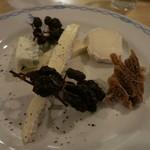 24502461 - チーズ3種