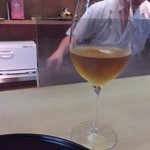 天ぷら 京星 - ロイヤルブルーティー青茶 のんでみた