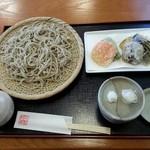 24503879 - 天ざる(野菜の)¥1000