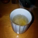 24504119 - 色は薄いが香りが強く旨い蕎麦茶