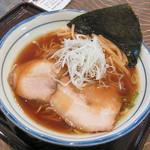 清勝丸 - 『醤油そば』2013年12月21日から原料価格値上げにより価格改定して720円。