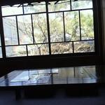 博多 弁天堂 - 中庭が見えます(2014/2)