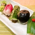 八百酔 - 野菜寿司