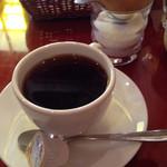 喫茶 タンネの森 - 炭火深煎りブレンド