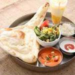 インドアジアン レストラン&バー ビンティ - 料理写真:お子様セット  800円