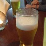ジラソーレ - 生ビール