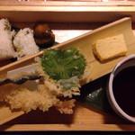 24510444 - 季節の蕎麦御膳 880円