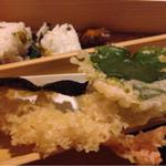 24510445 - 天ぷら(季節の蕎麦御膳)