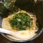 ラァメン トリイチ - 鶏白湯塩ラーメン