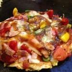 おとぎの国 - オリジナル ピザ焼き