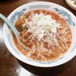 唐華 - 坦々刀削麺