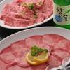 烏飛里 - 料理写真:タン塩、和牛カルビー