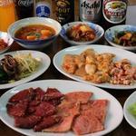 長興屋 - 料理写真:座敷で宴会できます!!