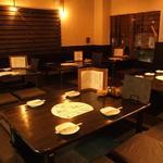 喜DoI楽 - 隠れ家風の佇まい。落ち着いた大人の雰囲気と遊び心ある創作料理を愉しめます♪