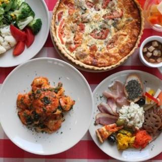 イタリアンとお肉の食べ放題☆お腹いっぱい召し上がれ♪