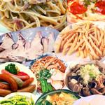 MINNANOBAR 997 - 軽食やおつまみ用意しています。