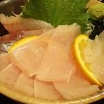 ふるさと家族 - 海鮮丼[\750]