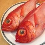うみひこ やまひこ - 特選素材 金目鯛 いろいろな料理でお召し上がり下さい