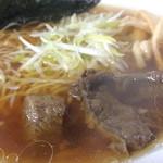 麺家 ちょ古蔵 - 料理写真:牛骨らーめん