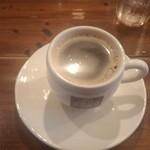 cafe croix - ホットコーヒー