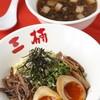 sakuradoorisankusu - 料理写真:つけ麺の「麺」は黄色みを帯びた冷たい細麺。魚介出汁がほんのり効いた醤油ベースのつけ汁で。