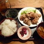 博多八郎 - 中津からあげ¥500