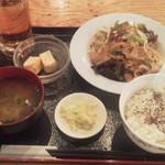 博多八郎 - 玉子きくらげ¥500