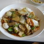 新珠飯店 - 中華飯