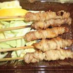 串太郎 - 鶏皮