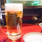 浜船 - ドリンク写真:生ビール