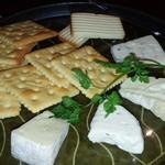 日比谷 Bar WHISKY-S - チーズ盛り合わせ