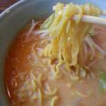 24531950 - 辛っ風おやじ麺 麺アップ!