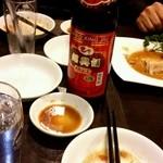 Chuukabishokuasahitei - 飲み放題でボトル2本目