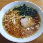 かがの亭 - 料理写真:しょうゆラーメン ¥350!お安い・・・