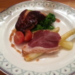 レストラン ジェファン - 料理例1