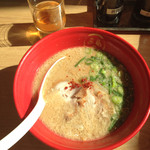 TOKYO豚骨BASE - 味噌豚骨 \780