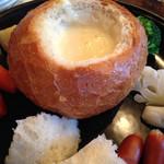24532638 - バイン チーズフォンデュ