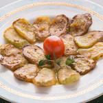 ミスターイスタンブール - ズッキーニの炒め物