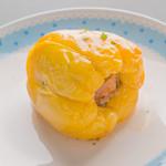 ミスターイスタンブール - BIBER DOLMASI(パプリカの野菜と挽き肉詰め)