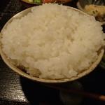 蔵 みそら屋 - ご飯(大盛り)