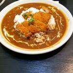 西洋食房 芝 - デミカツライス 997円