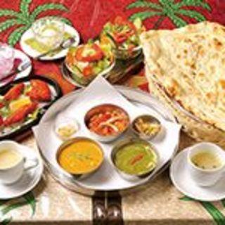 ◆勝川駅南口すぐ◆本格インド・ネパール料理が味わえる!